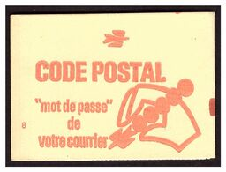 Carnet N° 1973 C4 A Gomme Mate - Carnets