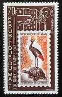 MALI - Journée Du Timbre 1973 - PA 175 - Mali (1959-...)