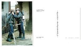 Lot 6 Cartes Sapeurs Pompier Incendie Donges Lanester Bapeaume... Aventure Carto Tir.lim.1989 état Superbe - Disasters