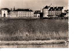 CPSM PONT L'ABBE L'Etang, Le Moulin Et Le Château - Pont L'Abbe