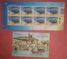 MALTA LOT OF NEWS MNH** AND USED STAMPS - Malta