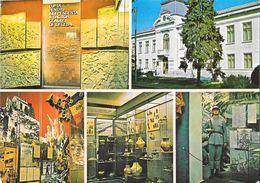 Giorgiu (ROM). Museo Per L'indipendenza Del Popolo Rumeno. Non Viaggiata - Romania