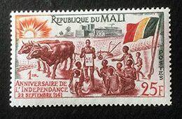 MALI - Anniversaire De L'Indépendance - N° 15 - Mali (1959-...)