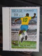 1969  Y&T N° 914 ** - GOL DE PELE - Brazil