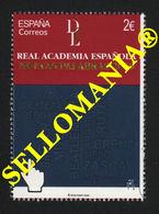2020 LITERATURA RAE NUEVAS PALABRAS LITERATURE NEW WORDS   ** MNH TC23721 - 1931-Oggi: 2. Rep. - ... Juan Carlos I
