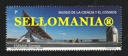 2020 MUSEO DE LA CIENCIA Y EL COSMOS TENERIFE SCIENCE GALAXY   ** MNH TC23723 - 1931-Oggi: 2. Rep. - ... Juan Carlos I