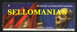 2020 MUSEO DE LA EVOLUCION HUMANA ATAPUERCA HUMAN EVOLUTION  ** MNH TC23724 - 1931-Oggi: 2. Rep. - ... Juan Carlos I