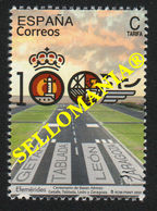 2020 BASES AEREAS GETAFE TABLADA LEON ZARAGOZA AIR BASES   ** MNH TC23726 - 1931-Oggi: 2. Rep. - ... Juan Carlos I