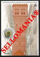 2020 ARQUITECTURA ARTE MUDEJAR ART ARAGON ARCHITECTURE   ** MNH TC23728 - 1931-Oggi: 2. Rep. - ... Juan Carlos I