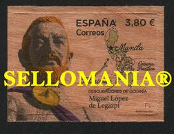 2020 DESCUBRIDORES OCEANIA DISCOVERERS MIGUEL LOPEZ DE LEGAZPI  ** MNH TC23735 - 1931-Oggi: 2. Rep. - ... Juan Carlos I
