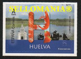 2020 HUELVA 12 MONTHS 12 STAMPS JAMON JABUGO DOÑANA EL ROCIO  ** MNH TC23745 - 1931-Oggi: 2. Rep. - ... Juan Carlos I