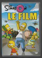 DVD Les Simpson Le Film - Animation