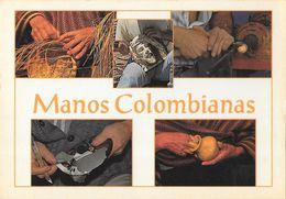 Manos Artesanas Colombianas. Non Viaggiata - Kolumbien