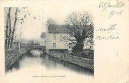 CPA 91 Essonne Le Moulin De Saulx Les Chartreux - Autres Communes