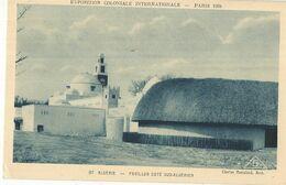 CPA, Th.Expo. N°97,Exposition Coloniale Internationale, Paris 1931 ,Allgérie ,Pavillon Coté Sud Algérien ,Ed. Braun,1931 - Exhibitions