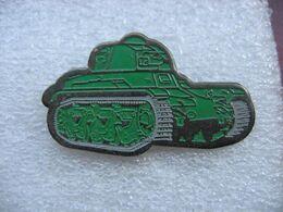 Pin's D'un Char Militaire - Armee