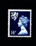 GREAT BRITAIN - 1988  SCOTLAND  14 P.  LEFT BAND  MINT NH   SG  S55 - Regionali