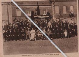 VEERLE..1931..DIAMANTEN BRUILOFT DER ECHTELINGEN VAN DE PAS - THEYS - Unclassified
