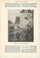 LAMINA 13728: Toma Del Castillo De Mondement - Altre Collezioni