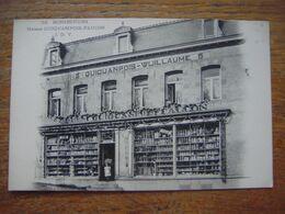 BONSECOURS ( Péruwelz ) Maison Quinquampois - Wuillaume - Succession Faucon (variante Plus Rare-pas La Vue Habituelle !) - Péruwelz