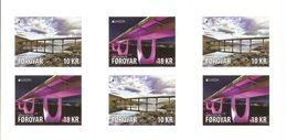 Féroé 2010 - Europa - Ponts -  Carnet  MNH - Streymin Bridge - Brugvin Bridge - Färöer Inseln