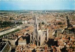 54 - Nancy - Vue Générale Aérienne - L'Eglise Saint-Epvre - Carte Neuve - CPM - Voir Scans Recto-Verso - Nancy