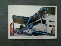 Troyes Stade De L'Aube - Ansichtskarten