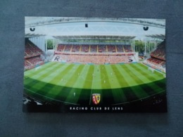 Lens Stade Félix Bollaert Tribune Marek De Jour - Ansichtskarten