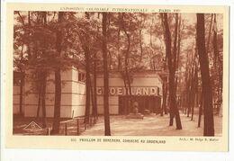 CPA, Th.Expo. N°105 ,Exposition Coloniale Internationale, Paris 1931,Pavillon Du Danemark ,consacré Au ...Ed. Braun,1931 - Exhibitions