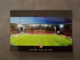 Lens Stade Félix Bollaert Tribune Marek De Nuit - Ansichtskarten
