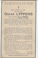 BP Lyppens Oscar (Lochristi 1902 - Herne 1944) - Alte Papiere