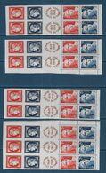 Centenaire Du Timbre - 9 Bandes N° 833A **  - Cote : 180 € - France