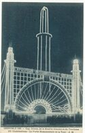 CPA,Th.Expo. N°123,Grenoble 1925,Expo. Inter.de La Houille Blanche Et Du Tourisme ,Illuminations ,.Ed. A.M.1925 - Exhibitions