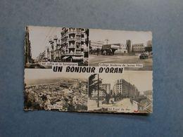 ORAN  -  Un Bonjour D'Oran  -  Multivues  -  Algérie - Oran