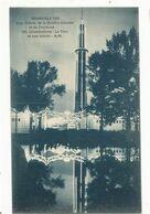 CPA,Th.Expo. N°109,Grenoble 1925,Expo. Inter.de La Houille Blanche Et Du Tourisme, Illuminations - La Tour..Ed. A.M.1925 - Exhibitions
