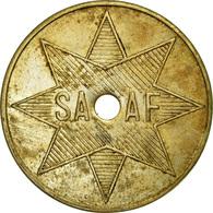 Monnaie, France, S.A.A.F., Atelier Incertain, Bon Pour Un Repas, TTB+ - Monétaires / De Nécessité