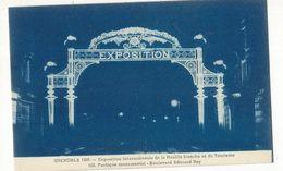 CPA,Th.Expo. N°103 ,Grenoble 1925,Expo. Inter.de La Houille Blanche Et Du Tourisme, Portique Monumentale,...Ed. A.M.1925 - Exhibitions