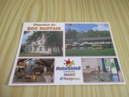 Nant (12).Le Domaine Du Roc Nantais - Vues Diverses. - France