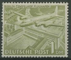 Berlin 1949 Berliner Bauten 57 Postfrisch, Zahnfehler (R19211) - Ungebraucht