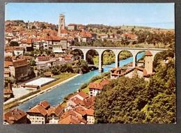 Fribourg Pont Du Zaehringen - FR Fribourg