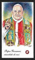 Santino/reliquia/holycard/relic: PAPA GIOVANNI XIII° - Religion & Esotericism