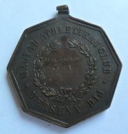 Magyar Athletikai Club Budapest 1899 Athletic Medal PLIM - Atletismo