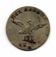 GERMAN STATES - EAST PRUSSIA (POLAND), 3 Groschen, Billon, Year 1805-A, KM #C60 - [ 1] …-1871 : German States