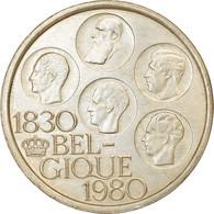 Monnaie, Belgique, 500 Francs, 500 Frank, 1980, Bruxelles, SUP, Silver Clad - 11. 500 Francs
