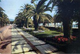 Pietra Ligure - Giardini - Formato Grande Viaggiata – E 17 - Savona
