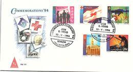 MALTA - COMMEMORATIONS'94 - VALETTA 10.5.1994   / 2 - Malta
