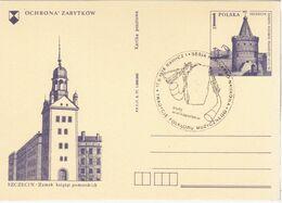 Poland 1977 Szczecin, Caslte, Rawicz, Tradycje Folkloru Muzycznego, Muzyka Music Dudy Wielkopolskie - Non Classés