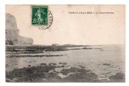 (14) 1266, Vierville Sur Mer, Collection Loiseleur, Le Grand Rocher - Autres Communes