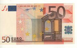 50 EURO  ''M''   Portugal    DUisenberg     H 007 D3       /  FDS - UNC - 50 Euro