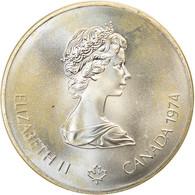 Monnaie, Canada, Elizabeth II, 5 Dollars, 1974, Royal Canadian Mint, Ottawa - Canada